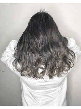 ブライトヘアー(BRIGHT hair)の写真/9月NewOpen!一人一人に似合ったトレンド感あるカラーの提案★種類豊富なカラーメニューでなりたい自分に