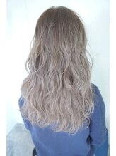ヘアサロンアコール(Hair Salon acoord)シルキーベージュ