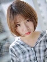 アグ ヘアー マイン 広島舟入店(Agu hair mine)小顔効果◎の大人可愛いショート