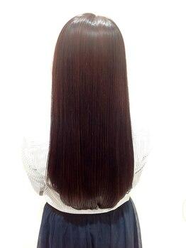 アフロディーテ(Aphrodite)の写真/『Oggiotto』11種類の栄養素材は毛髪化学の最先端☆十人十髪に合わせカスタマイズで、極上の美髪を実現☆