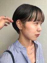 アソート トウキョウ (ASSORT TOKYO)前髪インナーカラー