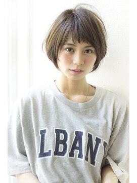 アンアミ オモテサンドウ(Un ami omotesando)【Un ami】《増永剛大》どの世代にも大人気、愛されショートボブ