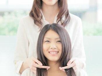 オーガニックプラス(Organic+)の写真/今だけではなく将来の髪のことも考え【安心・安全・丁寧】をコンセプトにお客様1人1人と向き合っています♪