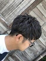 コレット ヘアー 大通(Colette hair)☆メンズパーマ☆