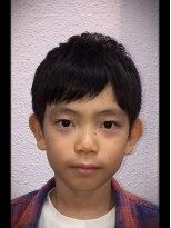 ビューティーボーイ ヤマグチ(BEAUTY BOY Yamaguchi)キッズヘア