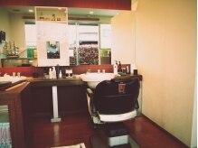 ヘアーサロン タナカ(Hair salon Tanaka)の雰囲気(ほっと一息つける空間◎)