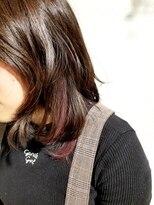 ローグ ヘアー 金町店(Rogue HAIR)ローグヘアー【高 和宏】大人かわいいインナーカラー