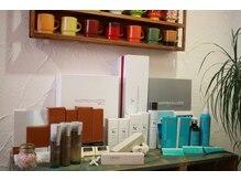 ブルーヘアー デザイン(Blue.hair design)の雰囲気(モロッカンオイル、ヘアビューザー、ビューロン、TOKIO取扱店☆)