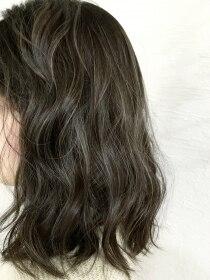 ローグ ヘアー 金町店(Rogue HAIR)ローグヘアー 金町【高 和宏】デザインカラー グレーハイライト