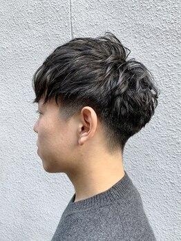 ヘアーアンドビューティジョウ(hair&beauty JOU)の写真/トレンド×デザイン力が魅力の《JOU》★男性オーナーが創る似合わせ好印象Styleは男性からの支持多数!