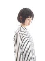 シンプルナチュラル黒髪ボブ【sola:neoLive相模大野店70】