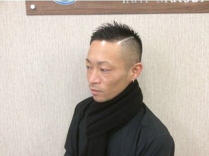 ヒストリアヘアー マツイ(HISTORIA hair Matsui)の写真