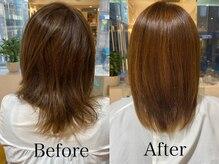髪の長さを選ばずケアできる!酸熱トリートメントでスタイルも思いのまま!