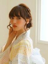 ガレット なんばウォーク(GALETTE)キレイ女子☆浴衣STYLE