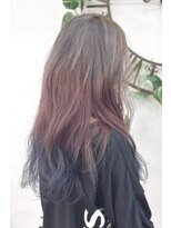 ヘアーサロン エール 原宿(hair salon ailes)(ailes 原宿)style398 デザインカラー☆トリコロールカラー