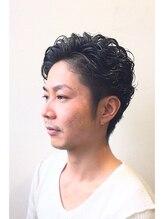 リプレイ ヘアデザイン(REPLAY HAIR DESIGN)メンズカット パーマ ツーブロック
