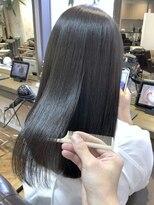ローラン(ROULAND)【ROULAND石川】 髪質改善によるツヤ髪ブランジュ