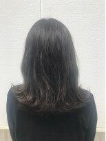 ポッシュ 原宿店(HAIR&MAKE POSH)グレージュ