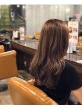 ヘアーサロン オルト(hair salon ort)3Dカラー×ブルーアッシュ