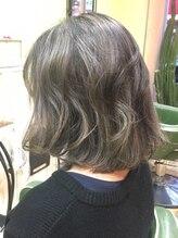 はぴねす ウィズ ケーズヘア(はぴねす with K's Hair)