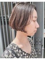 モッズヘア 仙台PARCO店(mod's hair)【奥山】バレイヤージュ×クラシカルボブ♪