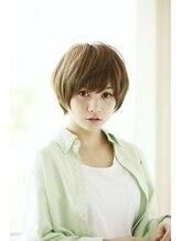 セレスト阿佐ヶ谷(Celeste)透け感ショート【阿佐谷店】