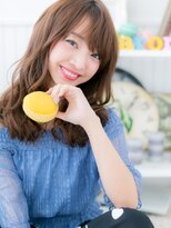 【macaron】大人かわいいゆるふわセミディ
