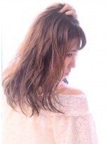 レセ 新松戸駅前店(Laissez)【LAISSEZ】伸ばしかけにオススメ 大人かわいいセミディ