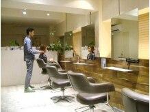 ヘアサロンアトムス(hair salon ATOMS)の雰囲気(*アットホームな空間でお待ちしております*)