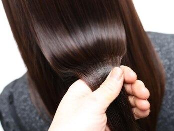 クラッチ 天王寺(CLUTCH)の写真/縮毛矯正というよりもはや《髪質改善トリートメント?》繰り返すほどキレイになれる♪TOKIO DE SINKA
