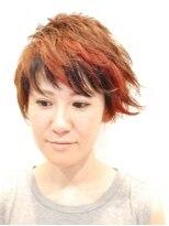 アールズスタイル(R'z STYLE 3)お洒落感抜群♪オリジナルカラーヘア