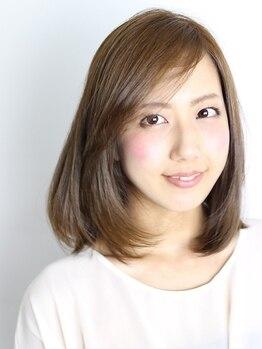 フリック 堺東店(FLICK)の写真/【堺東駅/徒歩1分】《白髪カバー×デザインカラー》大人女性の為に。もっとカラーでお洒落を楽しめる♪
