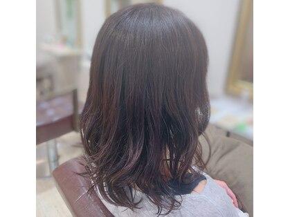 ヘアーズロッソテラス(hair's ROSSO TERRACE)の写真