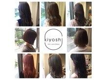 ヘア アンドメイク キヨシ(Hair and Make kiyoshi)の雰囲気(you fun fashion&make !!)