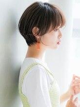 アリエッタ(aRietta)【aRietta銀座 秋山すみれ】小顔 耳かけショートボブ