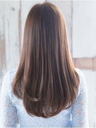 私のトリートメントの写真/髪質・お悩みに合わせてオーダーメイド♪最上級トリートメント『Aujua』で、柔らかく艶サラな美髪に☆