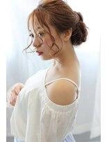ヘアリゾート バレンタイン(hair+resort valentine)お洒落ヘアアレンジ ×セミウェット