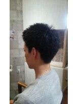 アイビーヘアー(IVY Hair)メンズショートスタイル