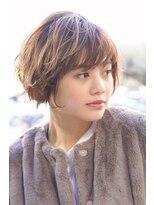 ルージュ(Rouge)【米倉和寿】 20代30代 大人かわいい ショートボブ