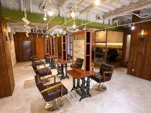 オーブ ヘアー シャルム 静岡店(AUBE HAIR charme)の雰囲気(こだわり抜かれた上質空間。居心地も抜群です。)