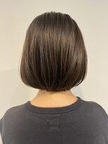 エトワール(Etoile HAIR SALON)小顔に見せるナチュラルボブ