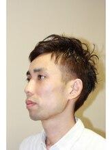ヘアラビットハッチ(hair Rabbit hutch)緩めパーマ+さり気ないカラーでオトナの柔らかさを。