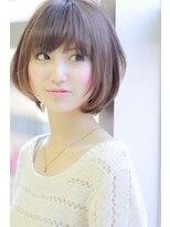 リル ヘアーデザイン(Rire hair design)【Rire-リル銀座-】簡単スタイリング☆ショートボブ