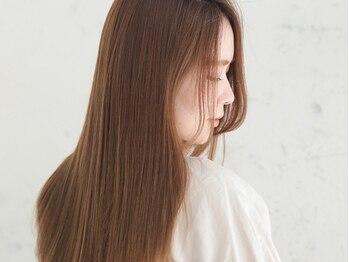 スピン ヘアー 烏丸店(Spin hair)の写真/[四条烏丸から徒歩1分]常識を覆す!髪質改善の「ホリスティック縮毛矯正」で誰もが憧れるツヤ髪に♪