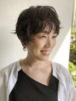 アソート トウキョウ (ASSORT TOKYO)【小林】ショートにゆるっとパーマ