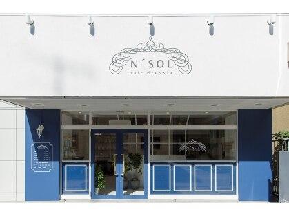 アンソルヘアードレシア 南越谷店(N'SOL hair dressia)の写真