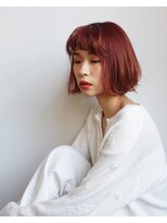 シーヘアデザイン(SHE.hair design)タッセルボブ