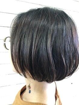 ヘアーメイク アイリータイム(HAIR MAKE irie time)の写真/30歳からのエイジングケアレシピでお悩み解決!上質で洗練された【潤い/艶/髪質改善の大人カラー】へ。