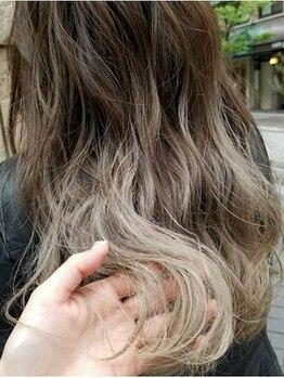 ヘアメイク ノワール(hair make noir)の写真/【デジタルパーマ+カット¥9300】ゆるふわで可愛く、ダメージレスでなめらかな手触りの褒められStyle♪