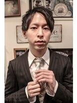 ビジネス/リクルート×ショート【HOMME HAIR ZERO伊藤】